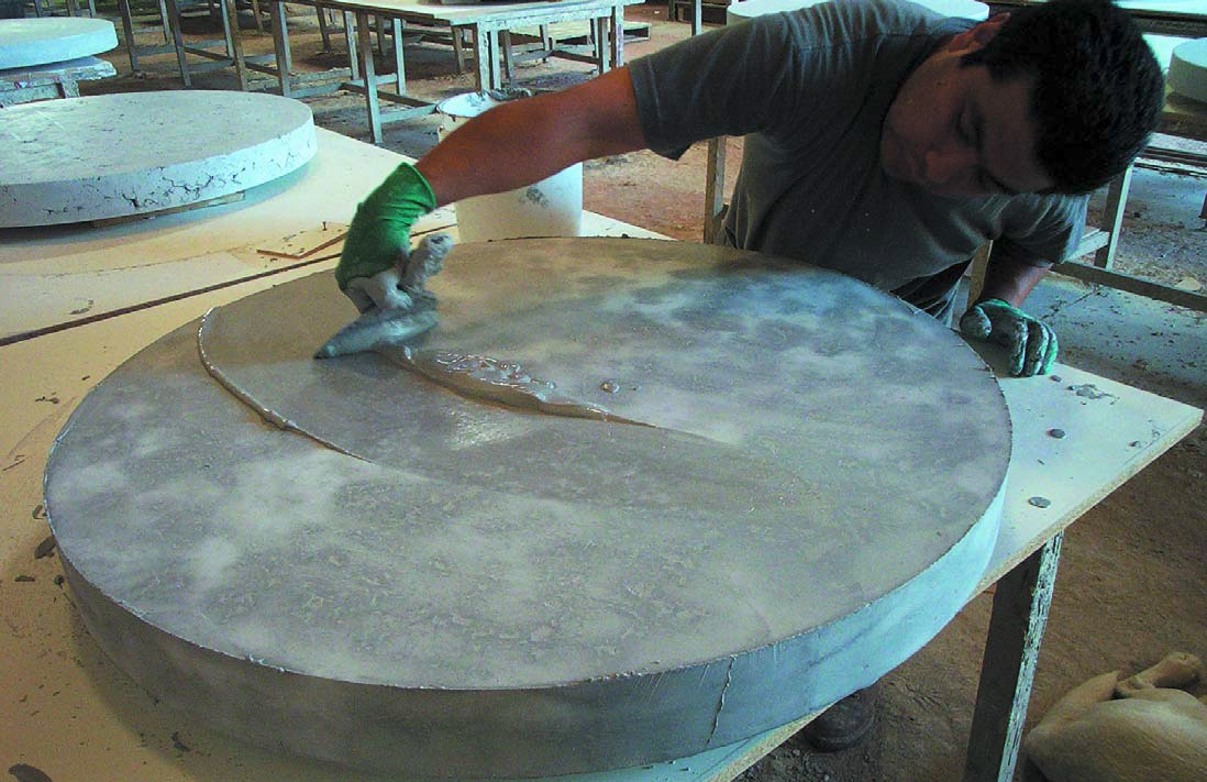 Sealing A Concrete Countertop Is A Much Needed Step To Installing And  Maintaining Concrete Countertops.