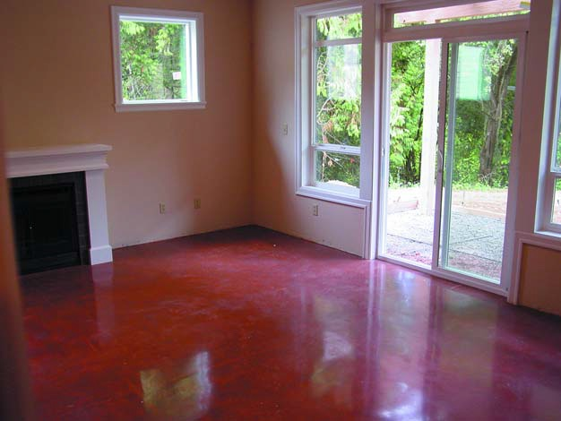 Contractors Take a Shine to Polished Concrete | Concrete Decor