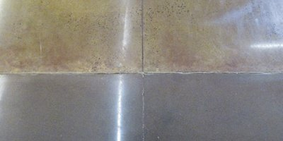 Concrete Color repair how to