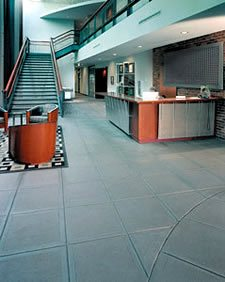 Integral Color - Water should not be introduced to the surface of freshly placed concrete.