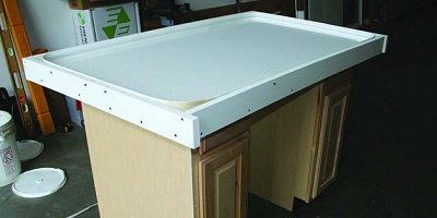 Decorative Concrete Tips: A sound foundation for your countertops