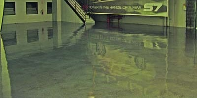 Sprayable Overlay Compound Is Part Of Stainable Concrete Veneer System Concrete Decor