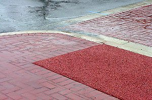 Pervious Concrete - Installing pervious pavement differs in a number of respects from conventional concrete pavement.