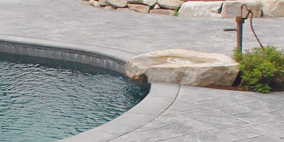 Despite customer concerns, decorative concrete contractors in the northern U.S. and in Canada are proving time and time again that decorative concrete can weather these extremes very nicely.