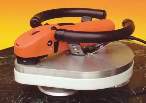 The line includes the DS 175 7-Inch Polisher for use with 3-inch pads,