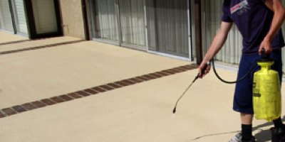 How to Correctly Apply Concrete Sealer with directions