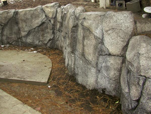Retaining Walls Evolving From Drab To Fab Concrete Decor