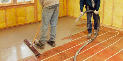 Placing radiant heat has a lot of factors to consider before getting started.