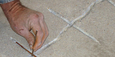 There is at least one thing all concrete installers agree on: Concrete cracks. They differ, however, on how to approach repairing those cracks.