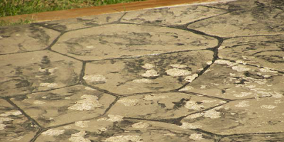 Problems with stamped concrete can be a challenge for contractors.