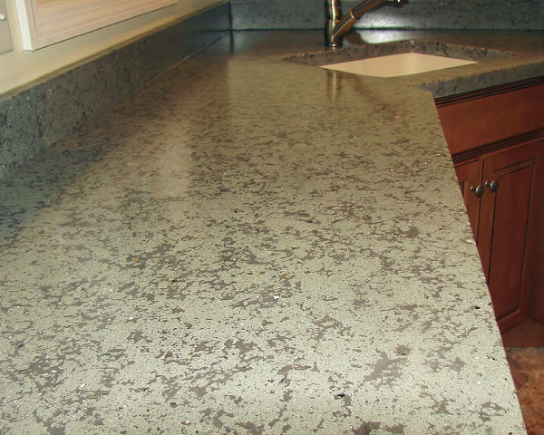This Countertop In Lancaster, Pa., Was Made With Mark Celebuskiu0027s Standard  Wet