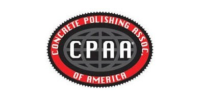 The CPAA logo - Concrete Polishing Association of America