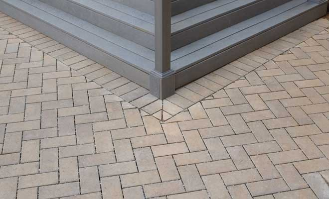 permeable pavers concrete