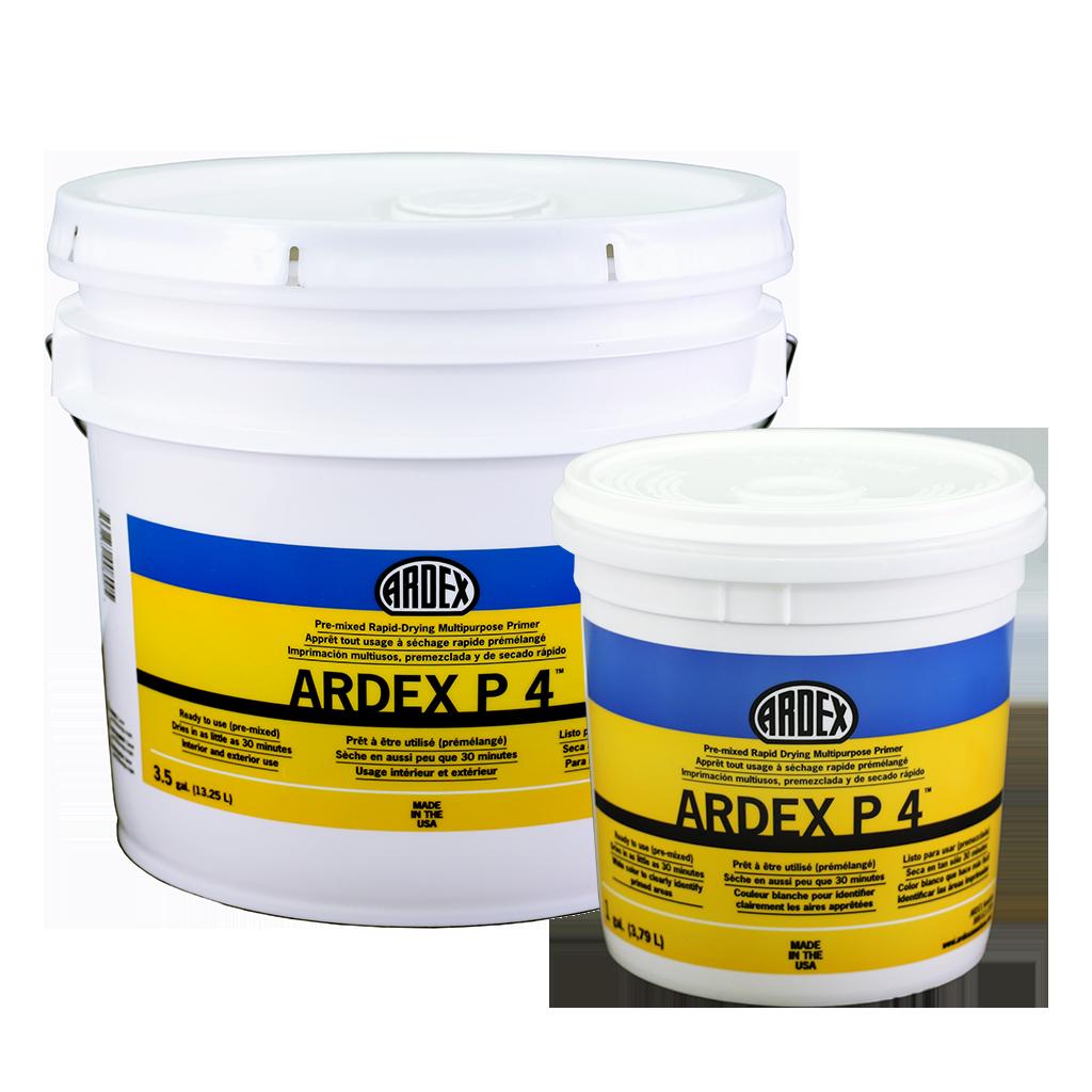 Ardex Introduces P 4™ Premixed Primer with Tenacious Bond