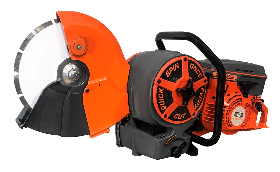 iQ Power Tools Updates Dry-Cut Power Cutter with New Quick Change