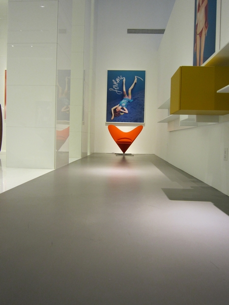 Hudson Concrete Art Gallery Floor Nyc
