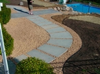 Pool Deck and Walkway