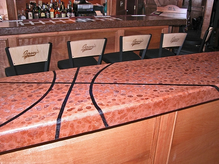 Artisan in Concrete | Steve VandeWater | Indiana Decorative Concrete ...