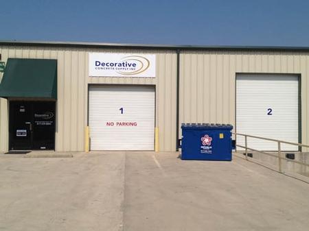 Texas Retailer Decorative Concrete Supply Opens Fort Worth Location Concrete Decor