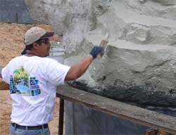 8 Tips For Installing Rock And Water Features With Precast