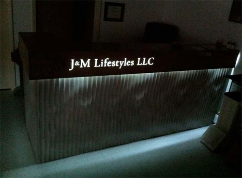 Lighting Effects Led Lights Decorative Concrete