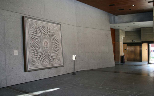 J Paul Getty Museum | Vertical Concrete | Decorative Concrete - CD