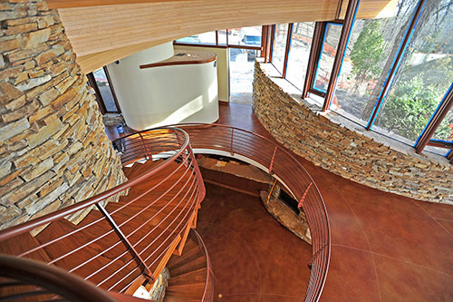 Replicate This Concrete Floor Using A Versatile Staining