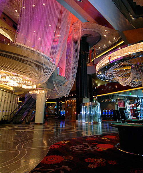 Stars of the Strip, Las Vegas Decorative Concrete, The Cosmopolitan of Las Vegas