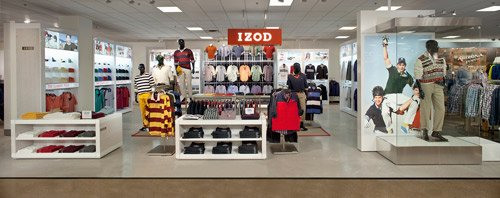 "In hopes of attracting young, hipper clients, J.C. Penney Co. and Izod chose burnished and stained white concrete for smallish ""shops"" in nearly 700 stores nationwide. Although the areas were typically less than 1,000 square feet, most contractors say they had a harder time achieving the desired finish here than in larger shop floors."