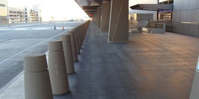 Concrete overlays installed at McCarran Airport give a much needed upgrade.