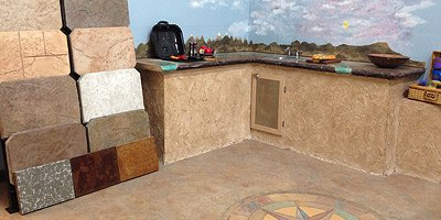 Decorative Concrete Professionals Need Showrooms