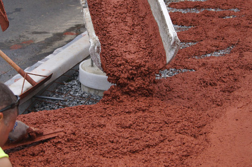 Seven Tips for Installing Consistent Integral Color for Concrete ...
