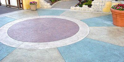 How White Cement Can Help You on a Colored Concrete Job
