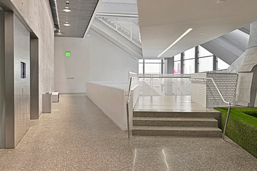 Polished Floors Add New Dimension To Science Museum