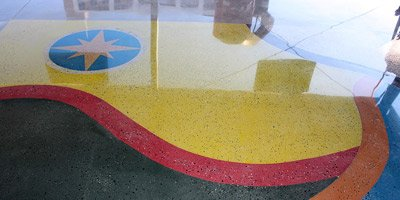 Grinding and Polishing Seeded Glass in Overlays