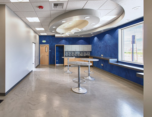 Ardex Showcases Product Lines In New California Facility