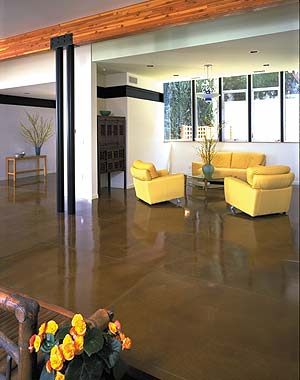 Selfleveling Overlays The Aesthetic Cost Efficient Alternative - Cost of self leveling concrete floor