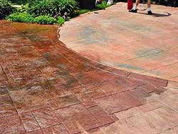 Maintaining a Concrete pool deck, cleaning prior to resealing is one of the most important things to do.