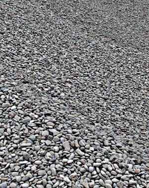 Using the correct aggregate can make a big difference in the pliability of a concrete mix.