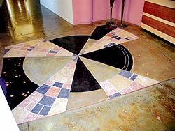 Lines are made easier when diamond blades are introduced into the project