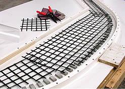 Concrete Countertop Reinforcement System Concrete Decor