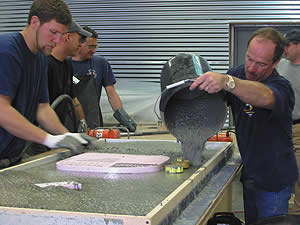 The focus of Cheng's Advanced Countertop Design Training is design in all its manifestations.