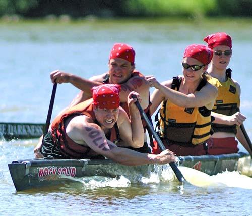 Asce Concrete Canoe Race Concrete Decor