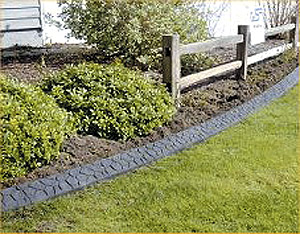 "The demand for custom curb designs is growing, but remains a small segment of the market. This includes custom shapes as well as custom stamp patterns. As Garrett observes, ""They do take a little time to catch on, but they end up being a standard part of each contractor's curbing operation."""