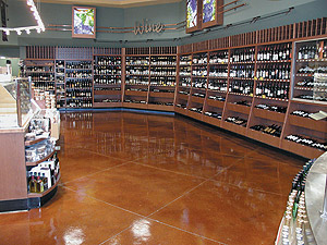 Whole Foods - You already have the expertise in decorative concrete. You have many projects in your local area that people always comment on. You have even received inquiries from a large retail chain that is opening a location in your area.