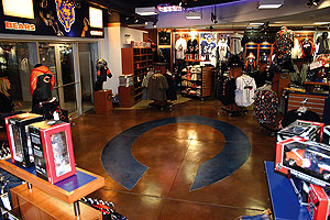Chicago bears store for M furniture warehouse chicago