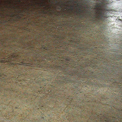 A Concrete Floor is a Renewable Resource - Generally though, any imperfections that exist will be removed, or can be fixed, during the restoration process of patching, grinding and polishing.
