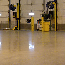 A Concrete Floor is a Renewable Resource - o effectively solve the problem, you must first remove the soft cap through diamond grinding, and then follow your normal densification and polishing steps. Bottom line: You have eliminated the need to remove and repour the existing floor, saving time, energy and material waste.