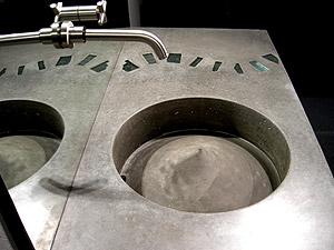 Cheng Concrete Exchange Awards   Best Integral Sink: Chris Frazer