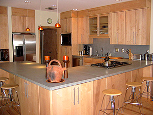 best concrete countertops this gray kitchen with grey kitchen countertops